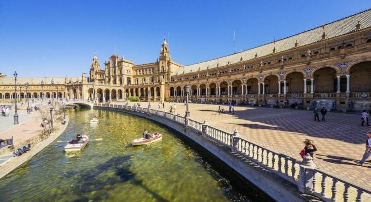 Plaza de España - Sevilla - Andalucía