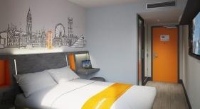 easyHotel construirá un nuevo establecimiento de 75 habitaciones en Barcelona