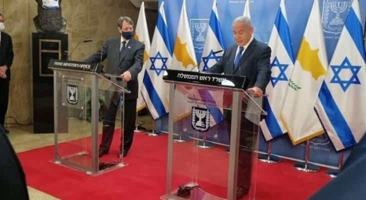 Chipre también acuerda con Israel viajes sin restricciones para los vacunados  Foto Twitter de Nicos Anastasiades, presidente de Chipre