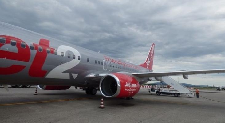 Jet2 consigue una recaudación de 485 millones de euros gracias a la emisión de acciones  Foto Elliott Brown (CC BY NC SA 2.0)