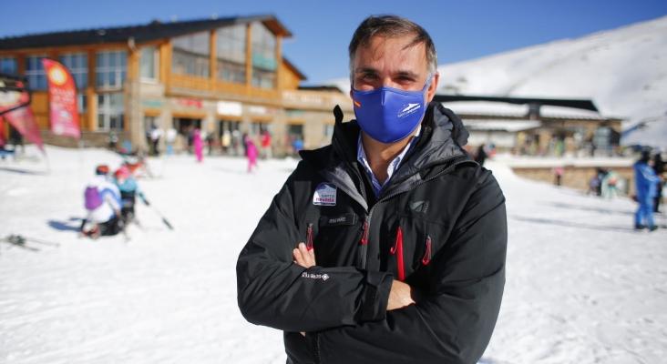 """""""En el mundo de la montaña se está viviendo una situación dramática""""   Jesús Ibáñez, presidente de la Asociación Turística de Estaciones de Esquí y Montaña"""