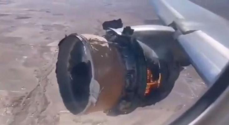 Aerolíneas comienzan a dejar en tierra sus Boeing 777 tras explosión de un motor