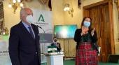 El fundador y presidente de Senator Hotels & Resorts recibe el premio 'bandera de Andalucía'