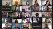 Los cafés virtuales, una nueva forma de eventos en tiempos del Covid