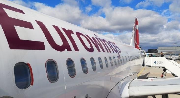 Eurowings espera ofrecer 300 vuelos semanales a Baleares este verano  Foto: Tourinews