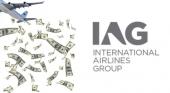 IAG pierde 7.000 millones de euros en el año del coronavirus. Logo oficial de IAG, LinkedIn