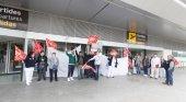 El personal de limpieza del aeropuerto de Ibiza se declara en huelga