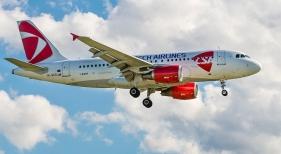 El coronavirus se cobra una nueva víctima entre las aerolíneas| Foto: Czech Airlines