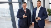 Un bufete denuncia la ilegalidad de las cuarentenas impuestas a los viajeros en Alemania  En la imagen, los dos socios de Rogert & Ulbrich, el bufete denunciante
