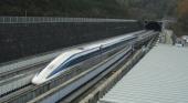 Un tren de alta velocidad que se puede manejar con un solo dedo, una revolución para la movilidad  Foto Yosemite (CC BY SA 3.0)