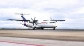 Una tercera aerolínea ofrecerá vuelos interislas en Baleares. Foto de  la galería swiftair.com