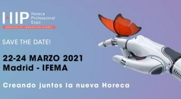 HIP inicia la temporada de ferias y congresos en Madrid