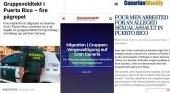 La prensa internacional recoge la presunta violación a una mujer en Puerto Rico (Gran Canaria)