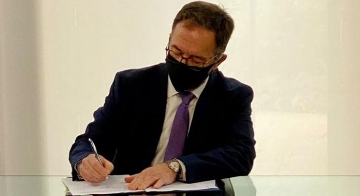 La expropiación de viviendas en Baleares pone en peligro futuras inversiones extranjeras  En la imagen, Josep Martí, conseller de de Movilidad y Vivienda