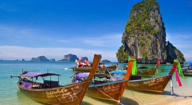 """Las empresas turísticas de Tailandia exigen la reapertura de fronteras """"firme e irreversible"""""""