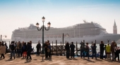 Destinos turísticos se replantean renunciar al negocio de cruceros tras el parón de la pandemia