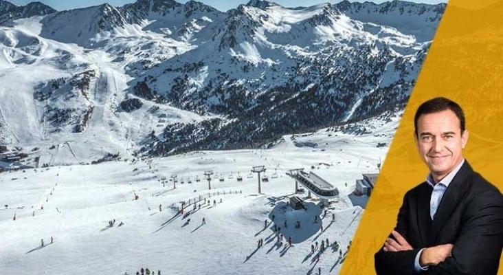 El motor de Andorra es el esquí y hay un montón de sectores que sufren, si la gente no puede venir Juan Ramón Moreno
