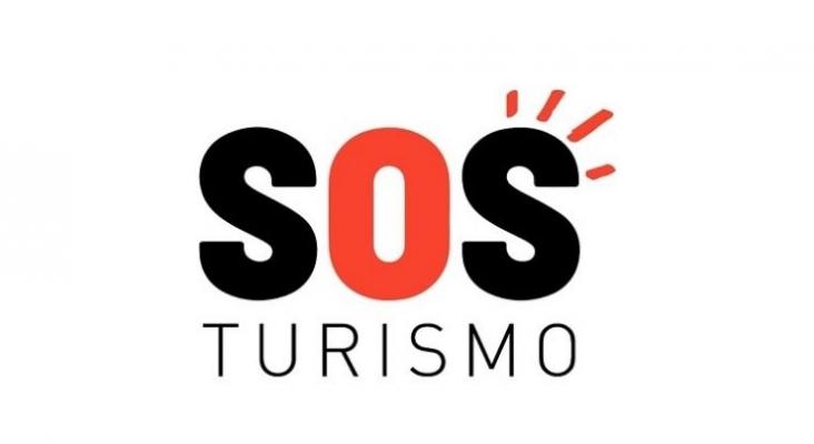 Los hoteles de Baleares protestarán con sábanas de 'SOS Turismo' en sus fachadas