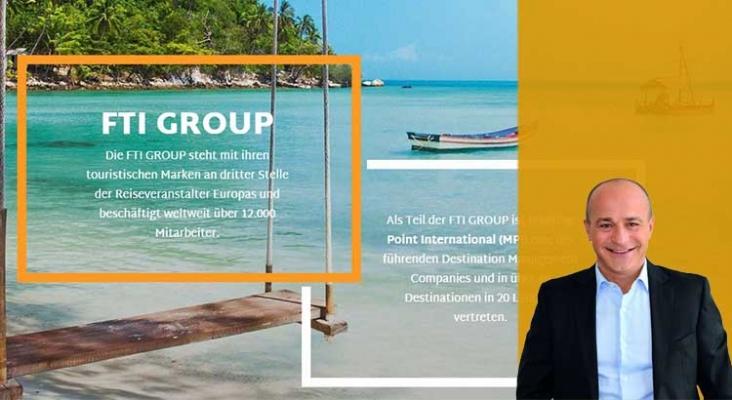 Manuel Morales, director de destino del Grupo FTI en España