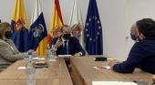 El Ayuntamiento de Las Palmas de Gran Canaria exime a la hostelería del pago de 8 tasas municipales | Foto: Twitter de Augusto Hidalgo, alcalde de Las Palmas de Gran Canaria