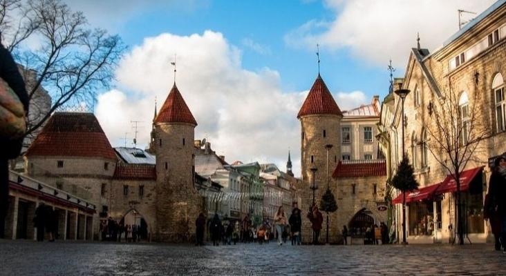 Turismo de Gran Canaria pone su foco en los países bálticos:Tallín (Estonia)
