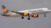 Avión Thomas Cook: la aerolínea se disuelve.