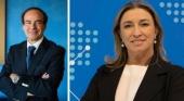 Fusión Globalia-Barceló: Constituido el consejo de admón. de la nueva Ávoris Corporación Empresarial | En la imagen, Vicente Fenollar y María José Hidalgo