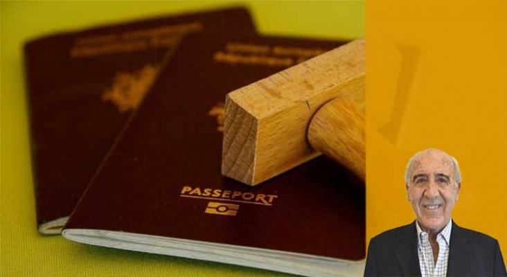Ignacio Vasallo pasaporte vacunación