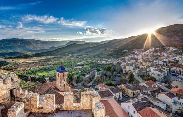Los pueblos de España más visitados durante el 2020 el turismo rural como protagonista  En la imagen, Yeste