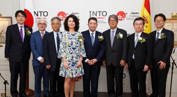 la oficina nacional de turismo de jap n inaugura una