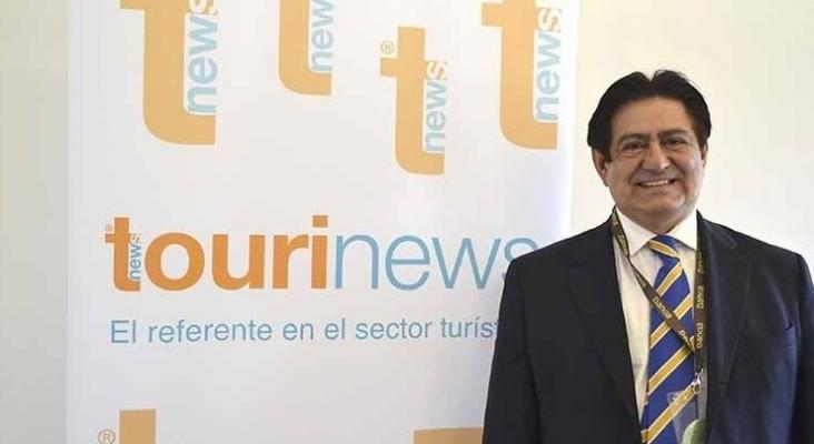 Armando Bojórquez, CEO de Viajes Bojórquez