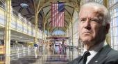 EE.UU Aeropuerto Ronald Reagan   Joe Biden, presidente de EE.UU.