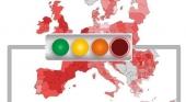 Semáforo coronavirus Europa
