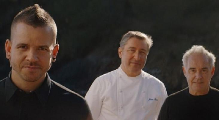 42 chefs se comprometen a trabajar para que la gastronomia espanola siga siendo la mas reconocida del mundo