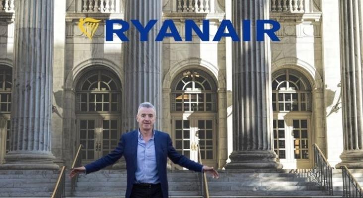 Ryanair no tendrá que reabrir sus bases en Canarias. Michael O´Leary, actual CEO de Ryanair.