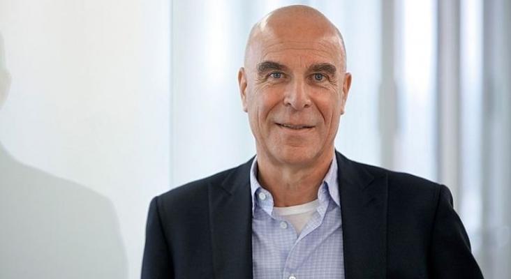 Alltours promete llevar a Baleares entre 200.000 y 400.000 turistas alemanes este verano  En la imagen, el presidente y fundador de Alltours, Willi Verhuven