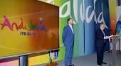 Presentación de Andalucía durante la ITB de 2020