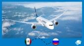 Aeroméxico vuela a Rusia por primera vez en su historia