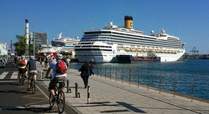 Canarias espera recibir 263 cruceros hasta agosto  Foto El Coleccionista de Instantes Fotografía & Video (CC BY SA 2.0)