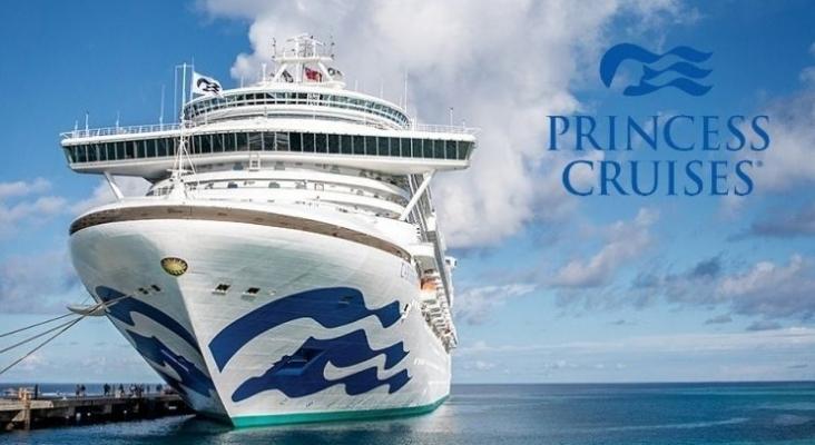 Princess Cruises extiende la cancelación de sus cruceros hasta el 30 de junio  Foto Twitter Princess Cruises