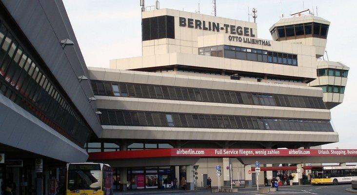 Aeropuerto Berlin Tegel de Berlín
