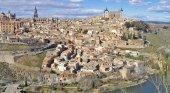 Toledo protagoniza los anuncios de Iberia en Japón