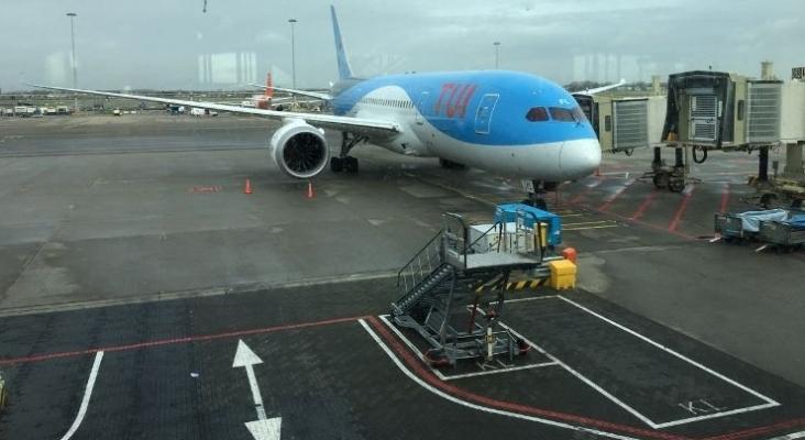 Avión TUI  Foto Tourinews