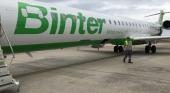 Avión de Binter|Foto Tourinews
