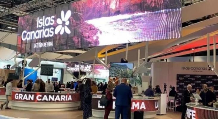 Archivo - Stand de Islas Canarias en Fitur 2020 - IFEMA - Archivo