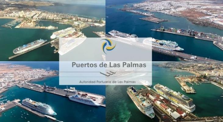 Las Palmas saca a concurso la construcción de una terminal de cruceros. APLP