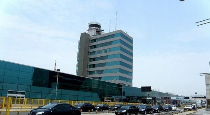 Aeropuerto de Lima, Perú. Foto de Capomo81, (CC-BY-SA-4.0)