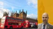 Aicard Guinovart, director de la Agencia Catalana de Turismo en Reino Unido e Irlanda