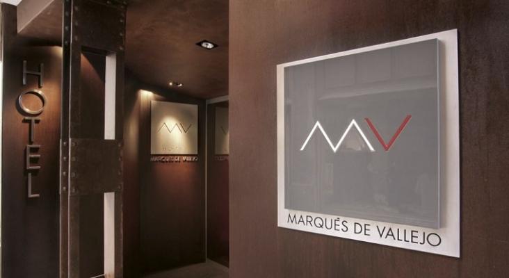 Eurostars (Hotusa) añade tres nuevos establecimientos a su cartera en España | En la imagen, Eurostars Marqués de Vallejo (Logroño, La Rioja)