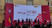 Iberia recibe de los Reyes la acreditación como Embajadora Honoraria de la Marca España | Foto: Foro de Marcas